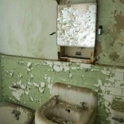 Typical bathroom.