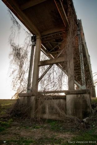 White River Bridge at Clarendon